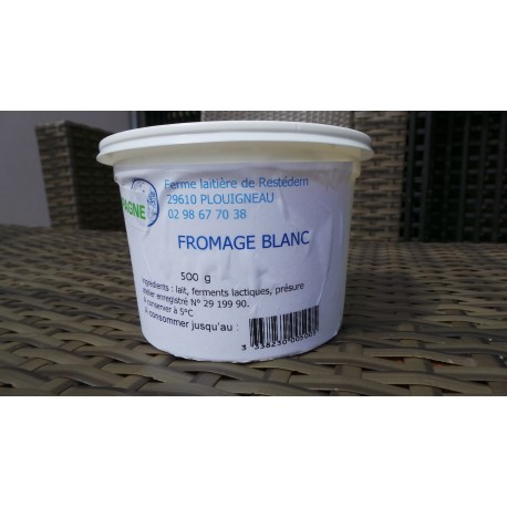 FROMAGE BLANC 500G Montréer