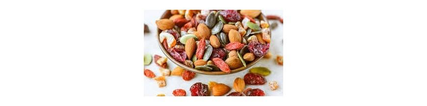 FRUITS SECS & PEPITES CHOCOLAT